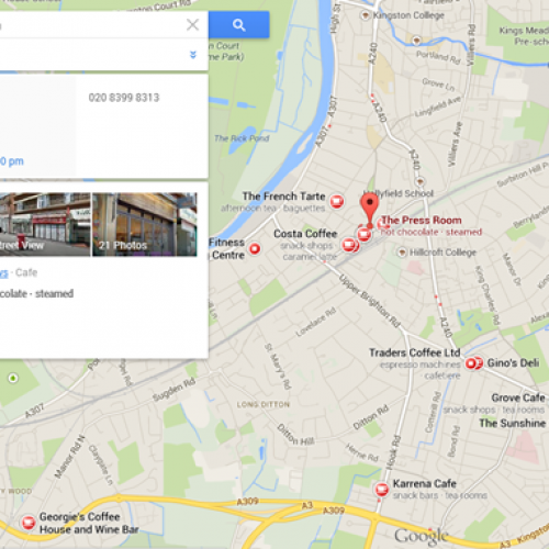 GET YOUR LOCAL BUSINESS WITH GOOGLE LOCAL LISTING